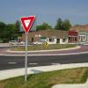 6,000 Stamped Traffic Circle