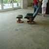 The Shatterely Acid Stain and Epoxy Floor Finish