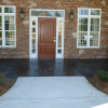 Stamped Concrete Overlay Charlotte, NC