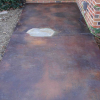 Summerfield, Patio, Entry Way, and Sidewalk
