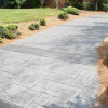 Irving Park Stamped Patio and Driveway – Greensboro, NC